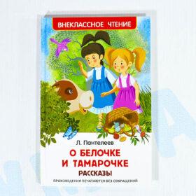"""Внеклассное чтение Рассказы """"О белочке и Тамарочке"""" Л. Пантелеев"""
