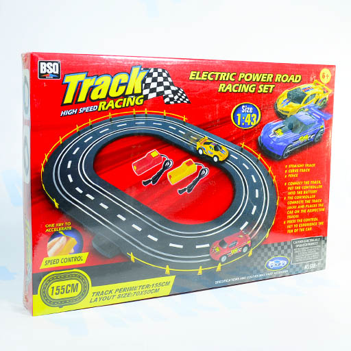 "Авто трек ""Track racing"" 155 см"
