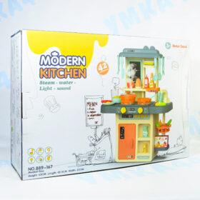 Игровой набор кухня 889-167 свет, звук, вода