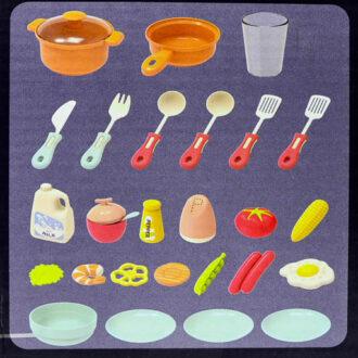 Игровой набор кухня 889-178 свет, звук