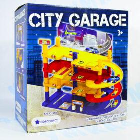 """Паркинг 3-уровневый (в коробке) """"City Garage"""""""