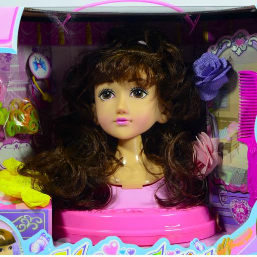 Кукла-манекен для создания причесок Арт. Y19888021
