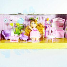 """Набор мебели """"Кабинет с куклой"""" Арт. 1896015"""