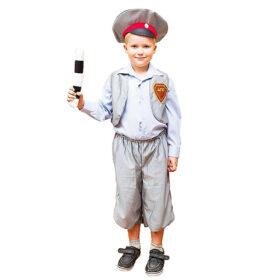 Маскарадный костюм ГАИ 104-116 см