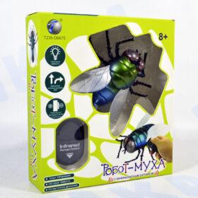 Робот-муха с инфракрасным датчиком