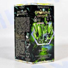 """Набор для проведения опытов """"Growing Crystal"""""""