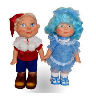 Куклы Друзья из Сказки Весна