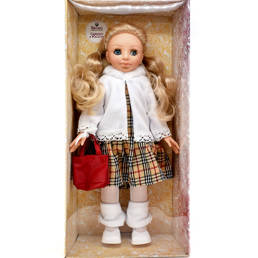 Кукла Эсна 3 Весна