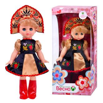 Кукла Эля Хохломская красавица Весна