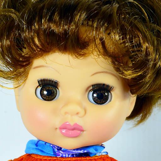 Кукла Эля 10 Весна