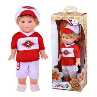 Кукла Митя Футболист
