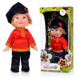 Венушка в русском костюме мальчик