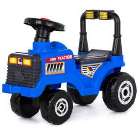 Каталка - трактор Митя Беларусь синий