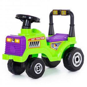 Каталка - трактор Митя Беларусь зеленый