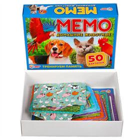 """Мемо """"Домашние животные"""" Умные игры™"""